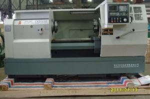 Flat Bed Type CNC Lathe Machine Tool