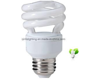 9W T2 Half Spiral Energy Saving Lamp