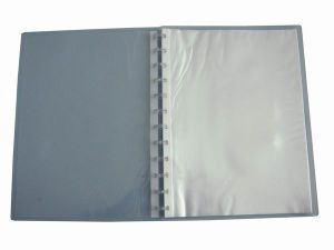 A4 Spiral Display Book/ Clear Book (F-A037) pictures & photos