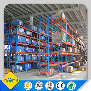 Adjustable Steel Pallet Rack System with Ce