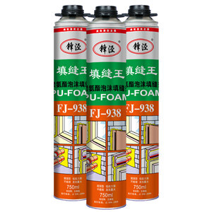 Low Price Aerosol Cans Spray Polyurethane Foam Sealant pictures & photos