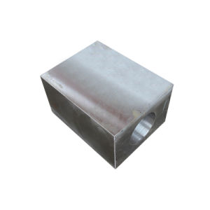 Forged Mould Parts with Hole Inside pictures & photos