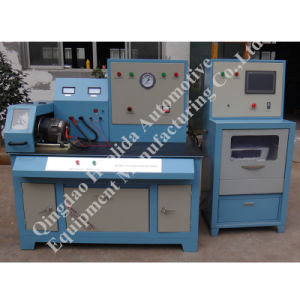 Automobile Alternator Generator Test Bench with Computer pictures & photos