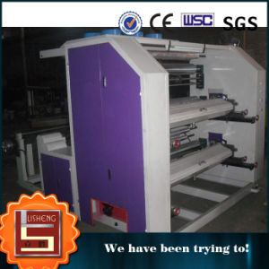 < Lisheng>Spur Gear Driving 2 Color Nonwoven Fabric Printing Machine (YT-41300) pictures & photos
