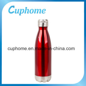 Double Wall 500ml Stainless Steel Vacuum Coke Bottle