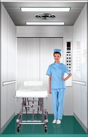 Machine Roomless Bed Elevator pictures & photos