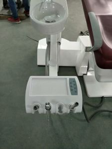 High Quality Medical Intrument Electric Dental Chair Unit pictures & photos