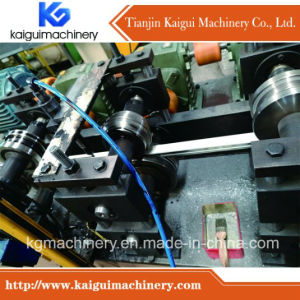 Real Factory of Automatic Ceiling T Bar Forming Machine pictures & photos