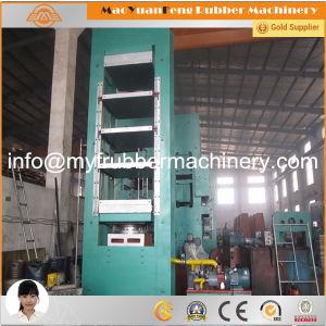 Rubber Conveyor Belt Vulcanizing Press Machinery/ Plate Vulcanizer Machinery/Rubber Molding Press pictures & photos