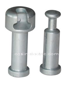 Socket and Ball for Polymer Insulator pictures & photos