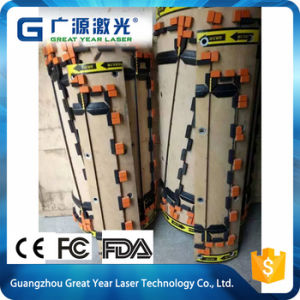 Guangzhou 1500W/1000W Laser Die Cutting Machine/Diecutting/Carton Die Cutting Machine pictures & photos