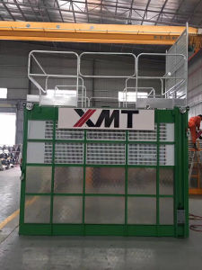 Good Performance of Construction Building Materials Chain Hoist pictures & photos