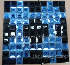 Mosaic Tile Diamond Mirror Mosaic (HD056) pictures & photos