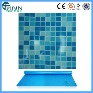 1.2mm 1.5mm 2.0mm Swimming Pool Waterproof PVC Mosaic Liner pictures & photos