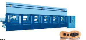 Hc-X0602-a: Double Color Rubber Injection Moulding Machine