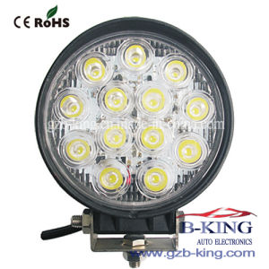 IP67 39W Round CREE LED Work Light pictures & photos