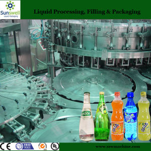 3 in 1 Professional Bottled Carbonated Drink Filling Machine pictures & photos