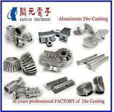 China Manufacturer Aluminum Die Casting Motorcycle Spare Parts pictures & photos