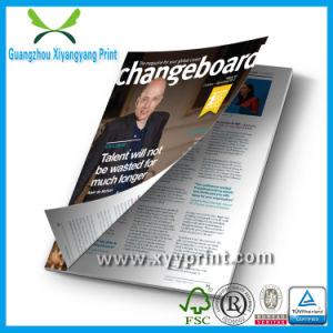 Custom Promotion Luxury House Magazine Printing pictures & photos