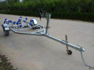 Small Boat Trailer with Rollers Tr0232 pictures & photos