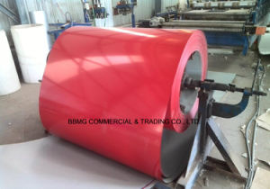 PPGI Color Coated Corrugated Roofing Prepainted Galvanized Steel Coil Sheet pictures & photos