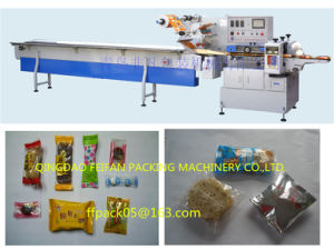 Pillow Type Automatic Bread Flow Packing Machine pictures & photos