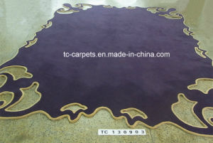 Modern Wool Carpet for Home Decoration