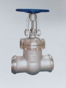 Cast Steel Gate Valve for Water Industry