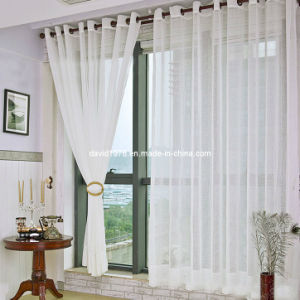 Beautiful Elegant Sheer Grommet Panel/Curtain (SZSMEV003)