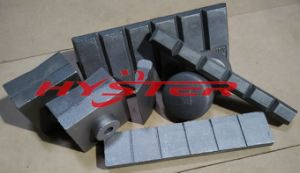 Wear Parts Cr15mo3 (white iron and mild steel) pictures & photos