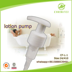 CF-L-1 White Clean No Chemical Reaction Body Lotion Pump pictures & photos
