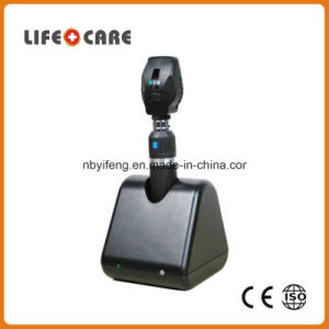 Medical Rechargeable Ophthalmoscope Set pictures & photos