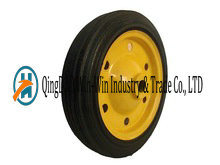 12 Inch Durable Flat-Free Rubber Wheels for Cargo Vehicles pictures & photos