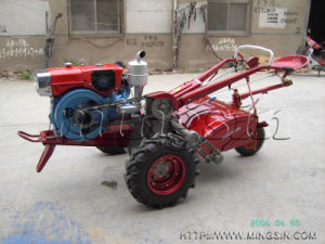 18HP DF Heavy Type Walking Tractor (MX-181) pictures & photos