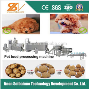 Stainless Steel Automatic Electric Dog Food Production Line pictures & photos