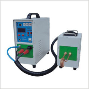 High Frequency Induction Brazing Machine 25kVA/30-80kHz (GHF-25A/ 25AB) pictures & photos