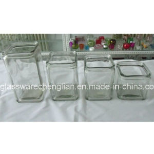 Competitive Price of Glass Vases (V-015) pictures & photos
