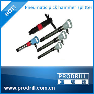G35 Pneumatic Portable Hammer Pick Splitter pictures & photos