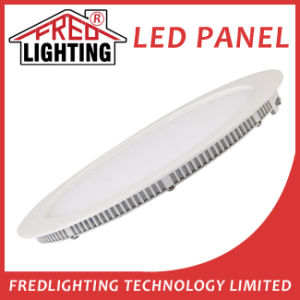 AC110V 22V 240V 6W Bright LED Recessed Ceiling Panel Lamp