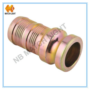 Mortar Couplings for Hydraulic Hose Crimping, Rigid and Swivelling pictures & photos