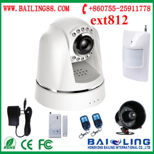 3G Video Call Alarm Camera with Remote Control by Smart Phone (BLE800)