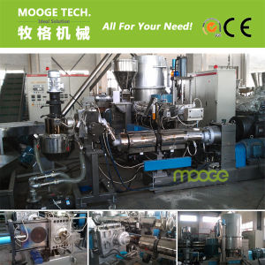 Waste PP PE Recycle Plastic Granulating Machine pictures & photos