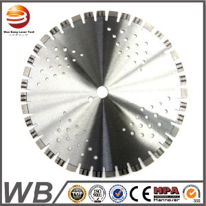 Diamond Laser Welded Saw Blade for Marble Concrete Cut pictures & photos