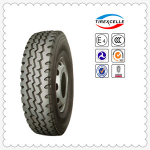 China Supplier TBR 8.25r20 Radial Truck Tire