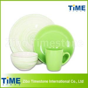 New Design Ceramic Stoneware Top Choice Dinnerware pictures & photos