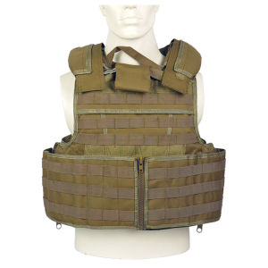 Airsoft Assault Military Plate Carrier Tactical Vest