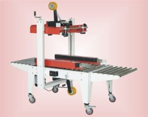 Yupack Good Quality Semi Automatic Carton Sealing Machine (FXJ-5050) pictures & photos