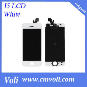 High Quality Mobile Phone LCD for iPhone 5/5s with frame and digitizer, completely pictures & photos