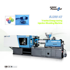 Variable Pump Injection Molding Machine (BJ288V6)