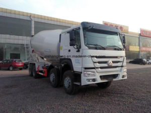 HOWO 8X4 12m3 Mixer Truck for Sales pictures & photos